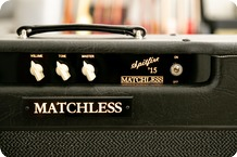 Matchless Amplifiers Spitfire 1X12 Combo Guitar Amplifier