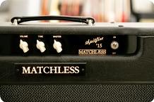 Matchless Amplifiers-Spitfire 1X12 Combo Guitar Amplifier