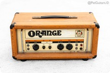 Orange OR 120 Vintage 70s 120 Watt Amp 1973