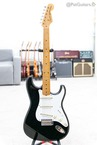 Squier By Fender JV Series Stratocaster In Black. USA Fullerton Pickups. 1984