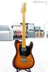 Godin Guitars Session Custom In Lightburst Electric Guitar 2012