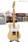 Fender-Telecaster In Blonde With Maple Fretboard-1974