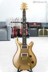 Prs Guitars McCarty. Brazlilan With Korina Body In Aztec Gold 2013