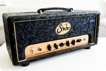 Suhr Badger 18 Tube Guitar Head Custom Western Black Tolex