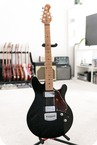 Musicman Usa James Valentine In Black With Roasted Maple Neck Maro 2017