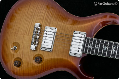 Paul Reed Smith Prs Mccarty Experience Wood Library 10 Top In Old Antique, Rosewood Neck Ebony F