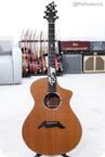 Breedlove Guitars MasterClass King Koa Concert Cutaway Cedar Top In Natural