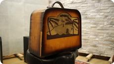 Regal-Twin Palm-1958-Wood/Sunburst