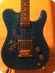 Peavey Cropper Classic 1995 Blue