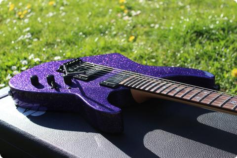 Esp Guitars Kh 2 2018 Purple Sparkle