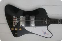 Gibson Bicentennial Thunderbird Bass 1977 Black