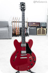 Gibson ES 335 Dot In Cherry 1987