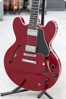 Gibson  Es 335 Dot In Cherry 1987