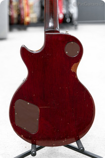 Gibson  Les Paul Deluxe In Wine Red