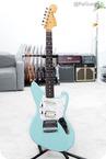 Fender JagStang Kurt Cobain Signature In Sonic Blue MIJ Nirvana 1996