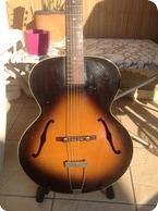 Gibson L48 1956 Sunburst