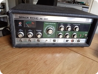 Roland Amplifiers RE 201 SPACE ECHO 1983 Black