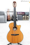Taylor Guitars NS44 CE Nylon Classical Acoustic Electric Guitar 2004