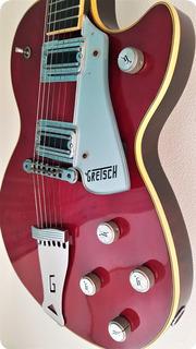 Gretsch G7612 Roc Jet 1973 Cherry Red