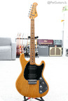 Music Man Stingray I In Natural Electric Guitar 1977
