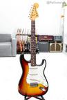 Fender-Stratocaster In Sunburst. Rory Gallagher CS Pickups 3.3kg-7.3lbs-1973