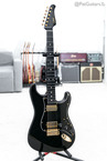 Xotic California Classic XSC Limited Edition Electric Guitar In Black 2019