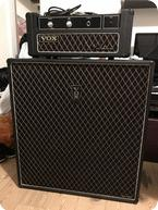 Vox Super Foundation Bass 1967 Black