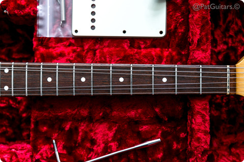 Grosh Retro Classic Hss In Red Relic. Low Serial 260.