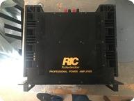 Rickenbacker Amplifiers RA600 RIC Black