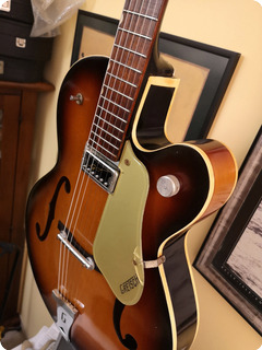 Gretsch 6124 Single Anniversary  1968 Sunburst