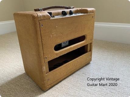 Fender Princeton Tweed Amp 1953 Tweed
