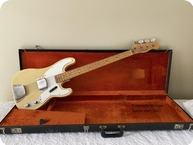 Fender Telecaster Bass 1968 Transparent Blonde
