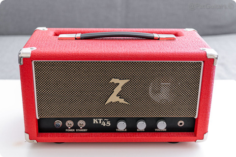 Dr. Z Kt 45 Head In Red