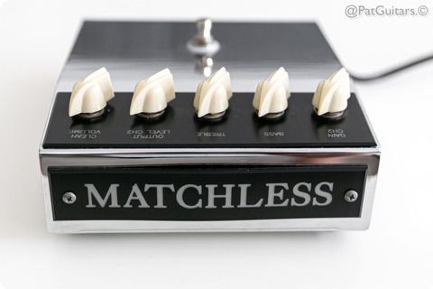 Matchless Amplifiers Hot Box Two Channel Boost/preamp. Sampson Era Hotbox