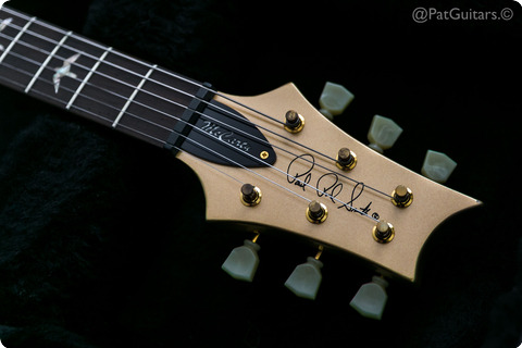Paul Reed Smith Prs  Mccarty. Brazlilan With Korina Body In Aztec Gold. 7lbs 2013