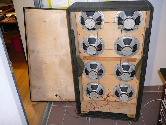 Marshall 1959 Superlead 100 Head + 8x10 Cab 1970 Amp For Sale