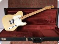 Fender Telecaster 1972 Blonde