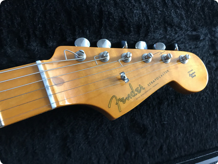 Fender Fsr Classic Player '50s Nitro Stratocaster 2012 2 Tone Sunburst.