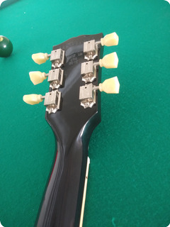 Gibson Sg Thunderstruck Angus Young Signature  2012 Black