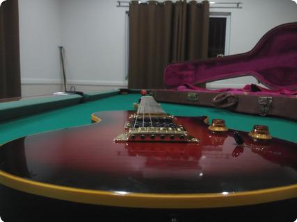 Gibson  Nighthawk 3 2012 Fireburst