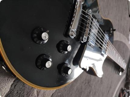 Greco Les Paul Standard 1977 Black