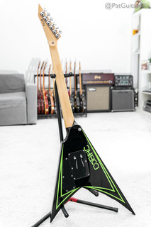 Esp  Ltd Alexi 600 Greeny Alexi Laiho Signature 2018