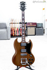 Gibson-SG-Standard-With-Bigsby-In-Faded-Cherry-1974