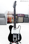 Fender-Custom-Shop-Postmodern-Telecaster-Bigsby-In-Black-2017