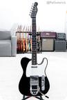 Fender Custom Shop Postmodern Telecaster Bigsby In Black 2017