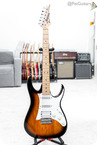 Ibanez Premium AT10P SB Andy Timmons Signature Electric Guitar Sunburst 2004