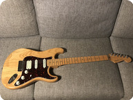 Fender Fat Strat Deluxe 1998 Natural