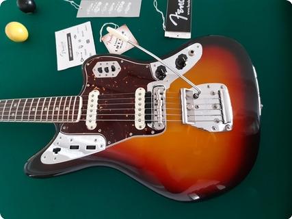 Fender Jaguar 1965 Avri 2013 Sunburst