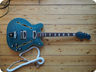 Fender Coronado II 1969 Lake Placid Blue Original