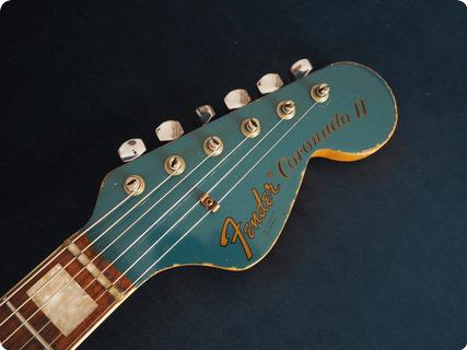 Fender Coronado Ii 1969 Lake Placid Blue (original)